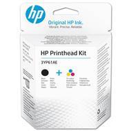 Zestaw głowic drukujących HP 3YP61AE Czarna+ Kolorowa (Oryginalna)