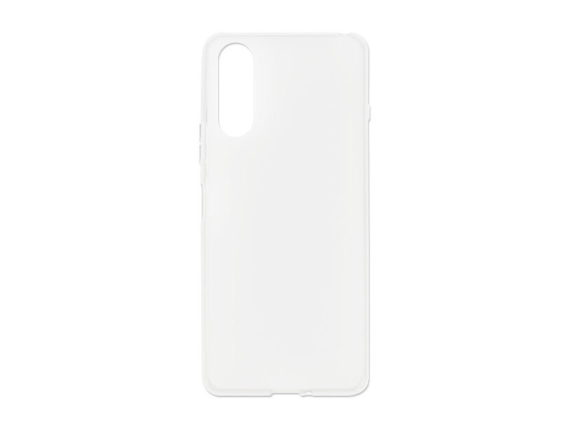 Sony Xperia 10 II - etui na telefon FLEXmat Case - biały