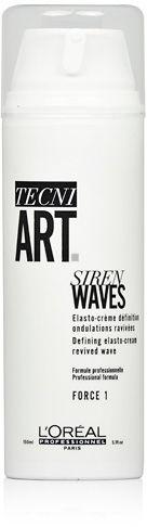 Loreal Tecni Art Siren Waves Krem podkreślający loki i fale 150 ml