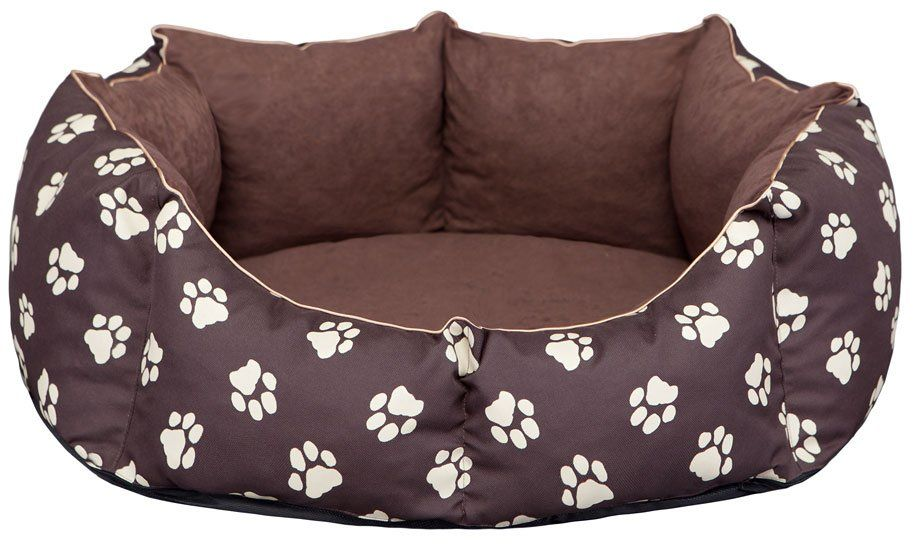 Hobbydog M NYRBWP11 M Pet Bed New York Beige With Dogs, M, beżowy, 1 kg