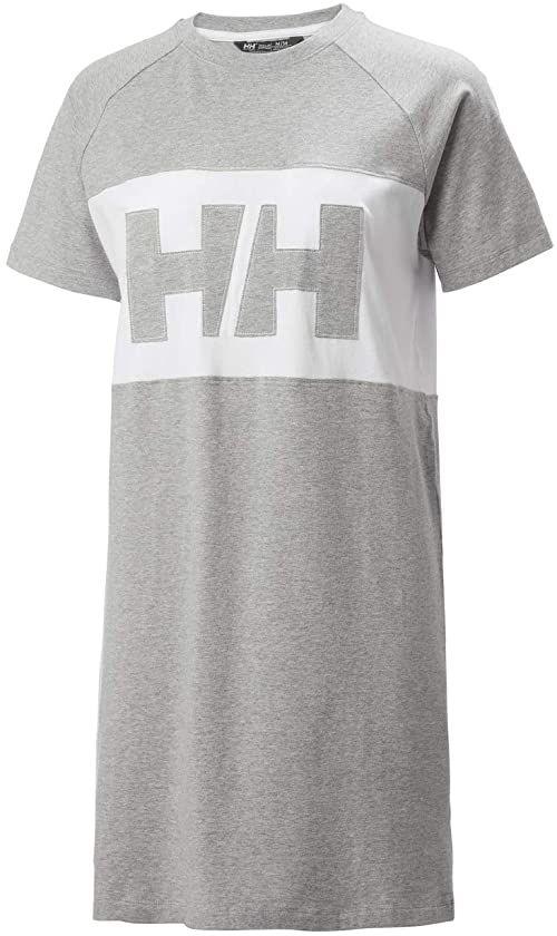 Helly Hansen Active Dress T-Shirt pulower, szary melanż, XS