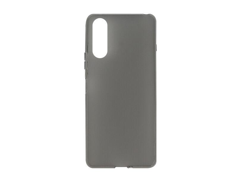 Sony Xperia 10 II - etui na telefon FLEXmat Case - czarny