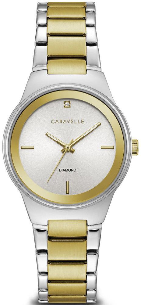Zegarek Caravelle 45P108 - CENA DO NEGOCJACJI - DOSTAWA DHL GRATIS, KUPUJ BEZ RYZYKA - 100 dni na zwrot, możliwość wygrawerowania dowolnego tekstu.