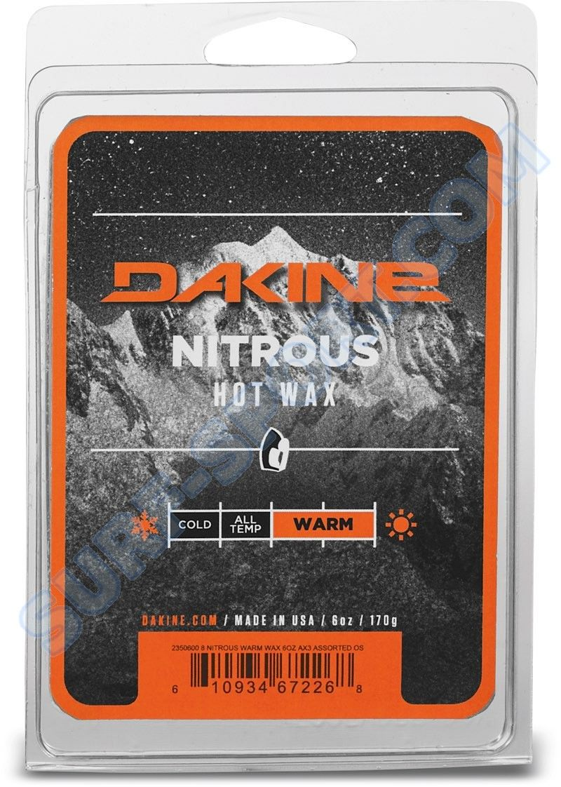 Smar Narty/Snowboard Dakine Nitrous Hot Wax Warm