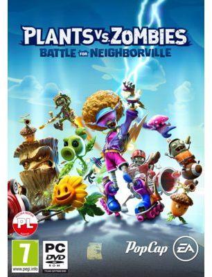 Gra PC Plants vs. Zombies: Battle for Neighborville. DOSTARCZAMY JESZCZE DZIŚ ZA 0 ZŁ NA ZAMÓWIENIA OD 199 ZŁ! DOGODNE RATY NIE CZEKAJ!
