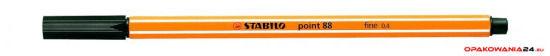 Cienkopis STABILO point 88/46 0.4mm czarny