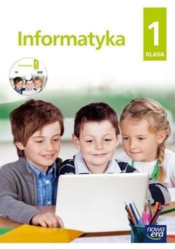 Edukacja wczesnoszkolna klasa 1. Zeszyt ćwiczeń. Informatyka + CD - Michał Kęska