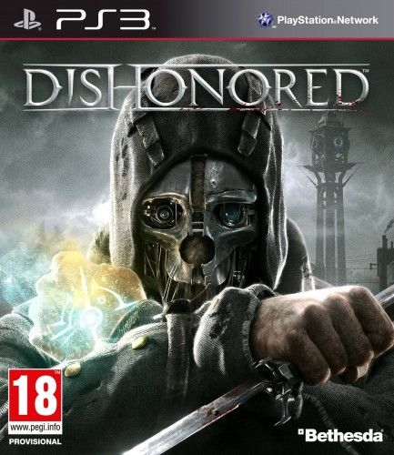 Dishonored PS 3