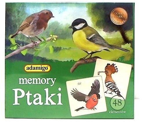 Memory - Ptaki - Adamigo