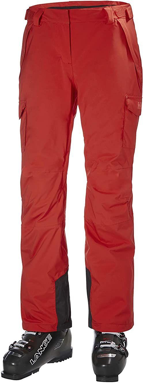 Helly Hansen damskie spodnie Switch Cargo 2.0 czerwony Czerwie? sygna?owa X-S