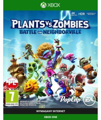 Gra Xbox One Plants vs. Zombies: Battle for Neighborville. DOSTARCZAMY JESZCZE DZIŚ ZA 0 ZŁ NA ZAMÓWIENIA OD 199 ZŁ! DOGODNE RATY NIE CZEKAJ!