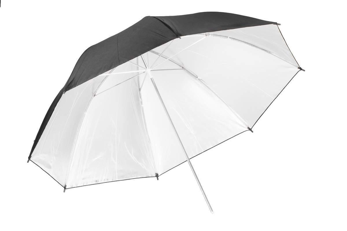 Quadralite Umbrella Silver - parasolka srebrna 120cm Quadralite Umbrella Silver 120cm