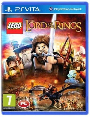 Lego Władca Pierścieni PSVita