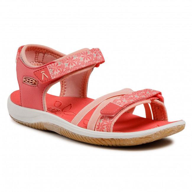 Sandały KEEN - Verano 1024832 Dubarry/Peach Pearl