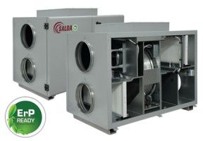 Rekuperator Salda RIRS 1200 HW EKO 3.0