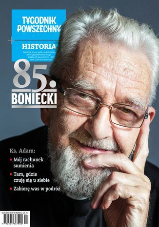 Tygodnik Powszechny Historia: 85.BONIECKI - Ebook.