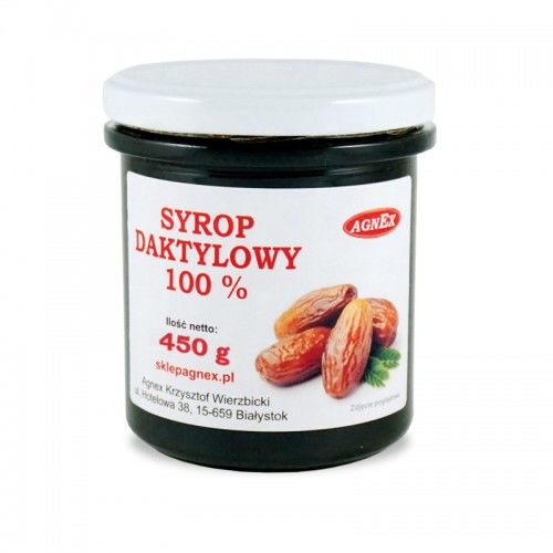 Syrop daktylowy 450 g