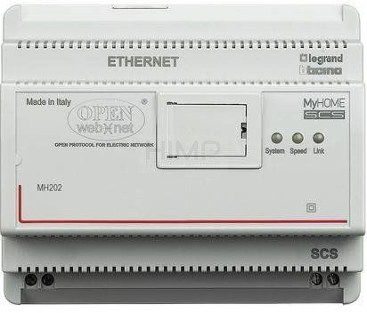 My Home - Programator scenariuszy Legrand MH202