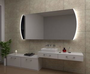 Lustro podświetlane LED BALTIMORE 80x60cm.