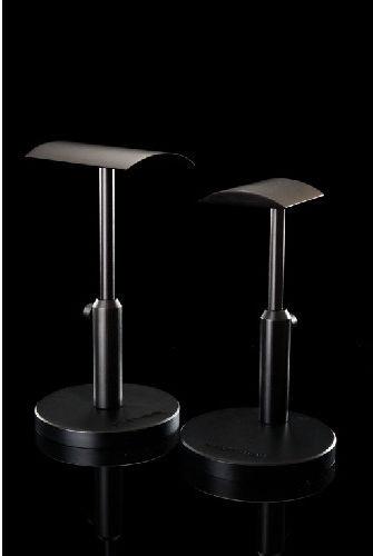 Woo Audio HPS-T uniwersalny stojak na słuchawki podwójny - black +9 sklepów - przyjdź przetestuj lub zamów online+