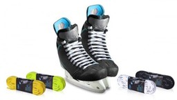 Sznurówki płaskie Poliester 300cm hokej sport
