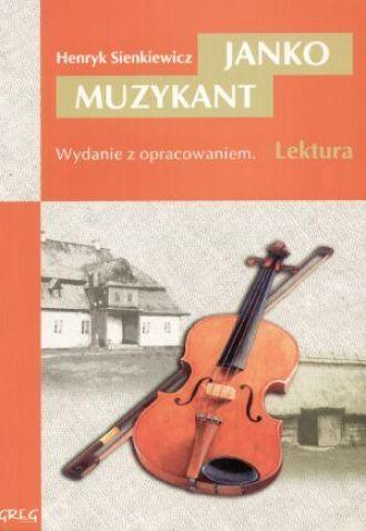 Janko Muzykant wydanie z opracowaniem