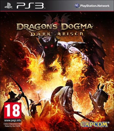 Dragon''s Dogma Dark Arisen PS 3