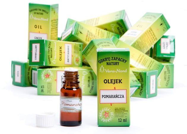 Mentol Olejek Naturalny Vera Nord Olejki - 12ml