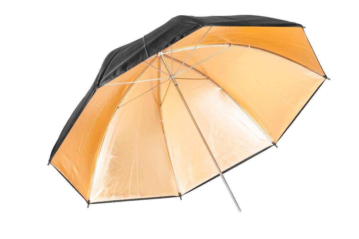 Quadralite Umbrella Gold - parasolka złoty 91cm Quadralite Umbrella Gold 91cm