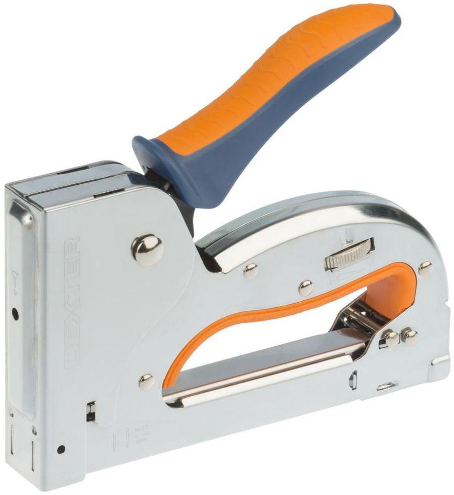 Zszywacz ręczny METALOWY TYP 53 4-14 mm DEXTER