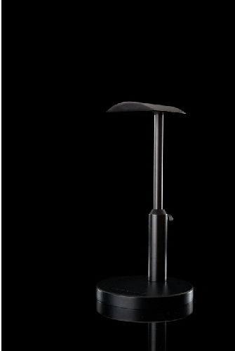 Woo Audio HPS-R uniwersalny stojak na słuchawki pojedynczy - black +9 sklepów - przyjdź przetestuj lub zamów online+