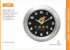 Zegar reklamowy aluminiowy morski /225mm
