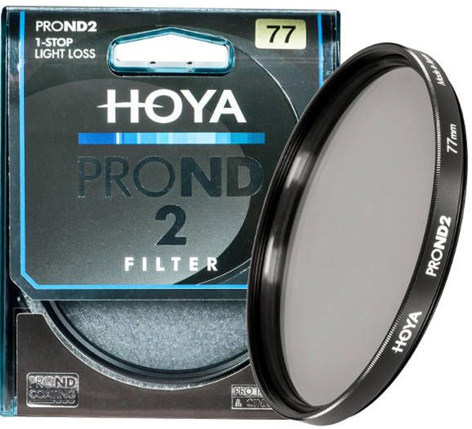 Filtr szary Hoya PRO ND2 52mm