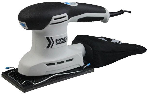 Szlifierka oscylacyjna MacAllister Multi 200 W