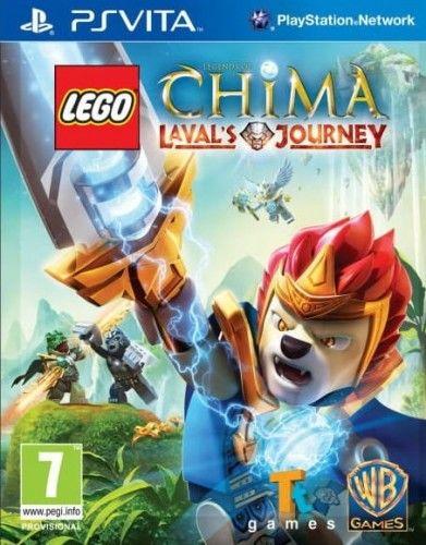 Lego Legends of Chima Wyprawa Lavala PSV