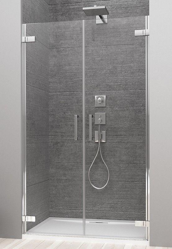 Drzwi wnękowe 105 Arta DWD Radaway (386033-03-01L + 386032-03-01R)