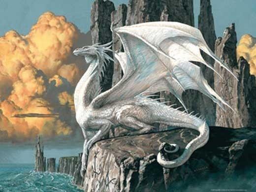Puzzle Ravensburger 1000 - Smok, Dragon