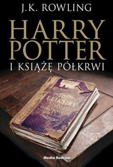 Harry Potter i Książę Półkrwi - Joanne Rowling