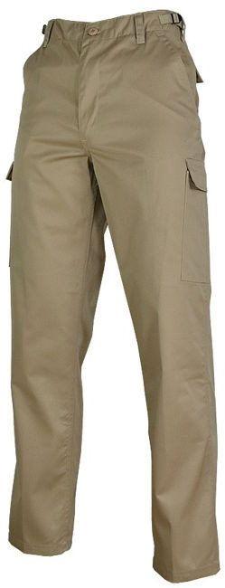 Spodnie wojskowe Mil-Tec US Ranger BDU Khaki (11810004)