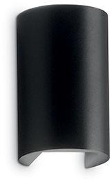 Kinkiet APOLLO AP2 NERO 137391 -Ideal Lux  Skorzystaj z kuponu -10% -KOD: OKAZJA