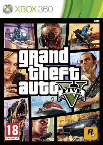 Grand Theft Auto 5 X360