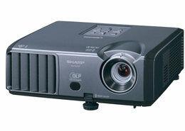 Projektor Sharp XG-F210X + UCHWYT i KABEL HDMI GRATIS !!! MOŻLIWOŚĆ NEGOCJACJI  Odbiór Salon WA-WA lub Kurier 24H. Zadzwoń i Zamów: 888-111-321 !!!