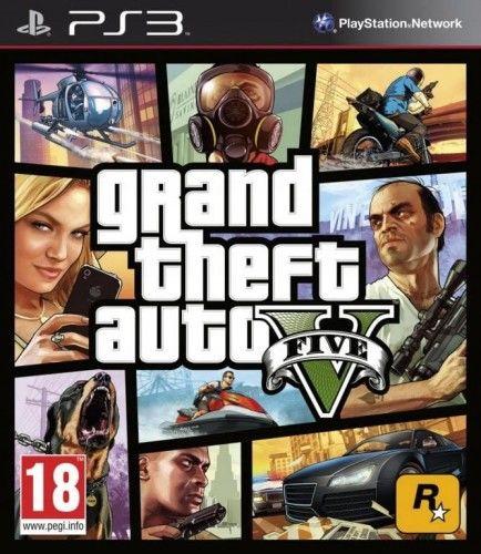 Grand Theft Auto V PS 3