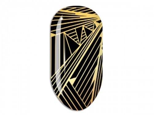 Nail Art Stikers Mollon Pro F069G naklejki do zdobienia