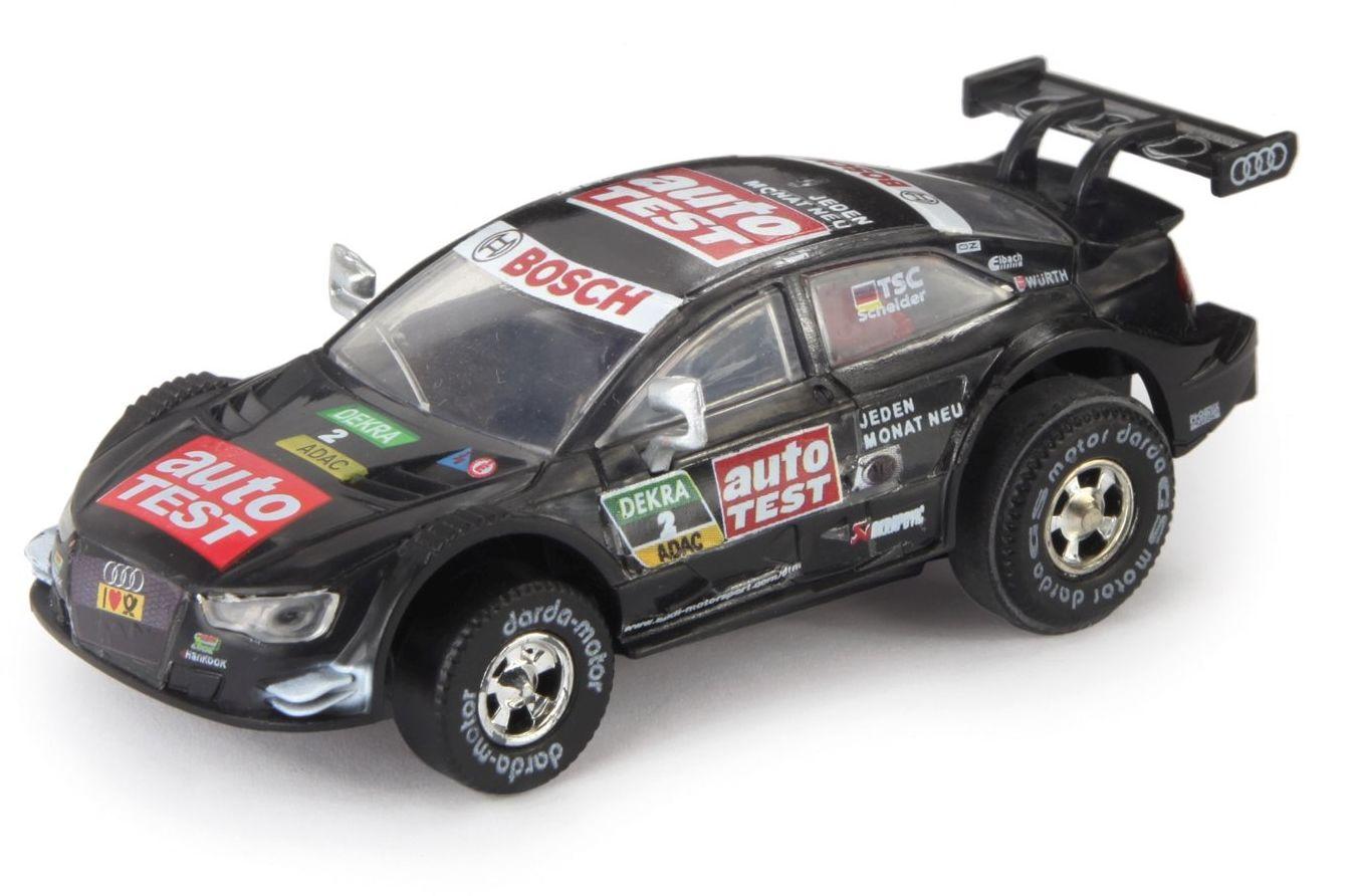 Darda 50384 Formuła Racing zabawka samochód, Audi RS 5 DTM Scheider