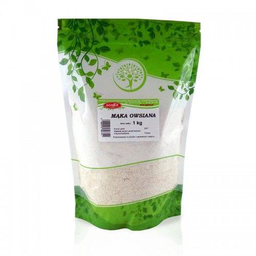 Mąka owsiana 1 kg