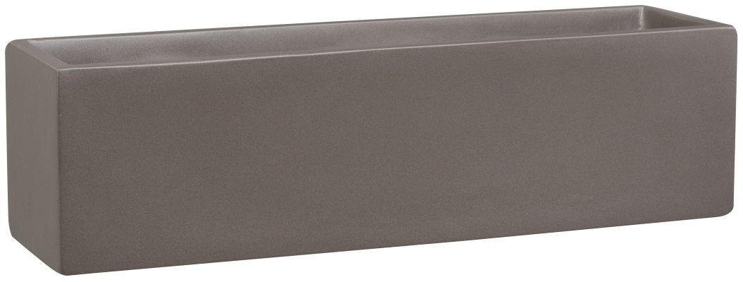 Donica z włókna szklanego D109S szary mat