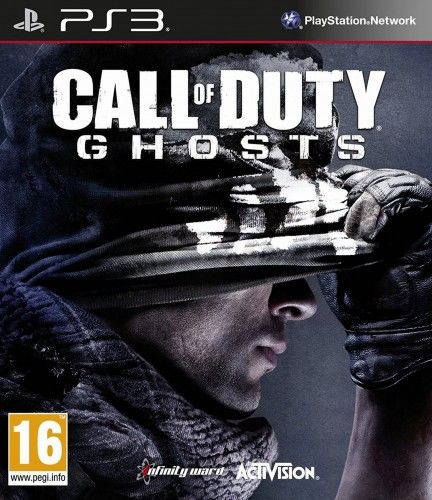 Call of Duty Ghosts PS 3