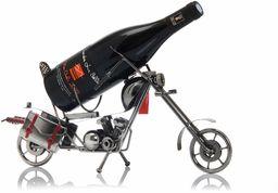 ludi-vin metalowy uchwyt na butelki motocykl