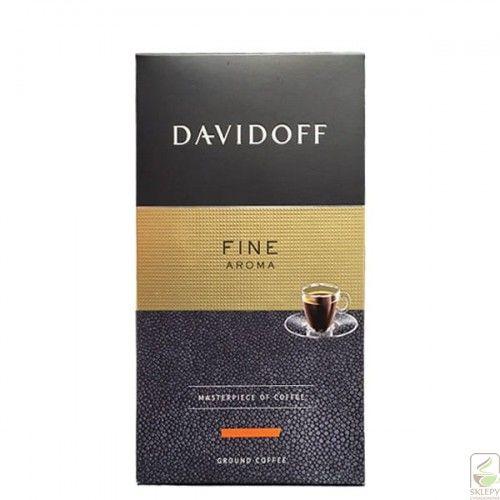 Davidoff Fine Aroma 250g kawa mielona